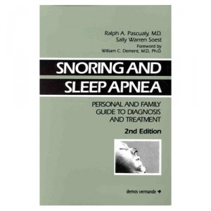 Personal and Family Guide to Diagnosis of Sleep Apnoea